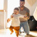 Как да улесним прохождането на бебето?