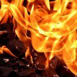 Възрастна жена почина при пожар в дома си